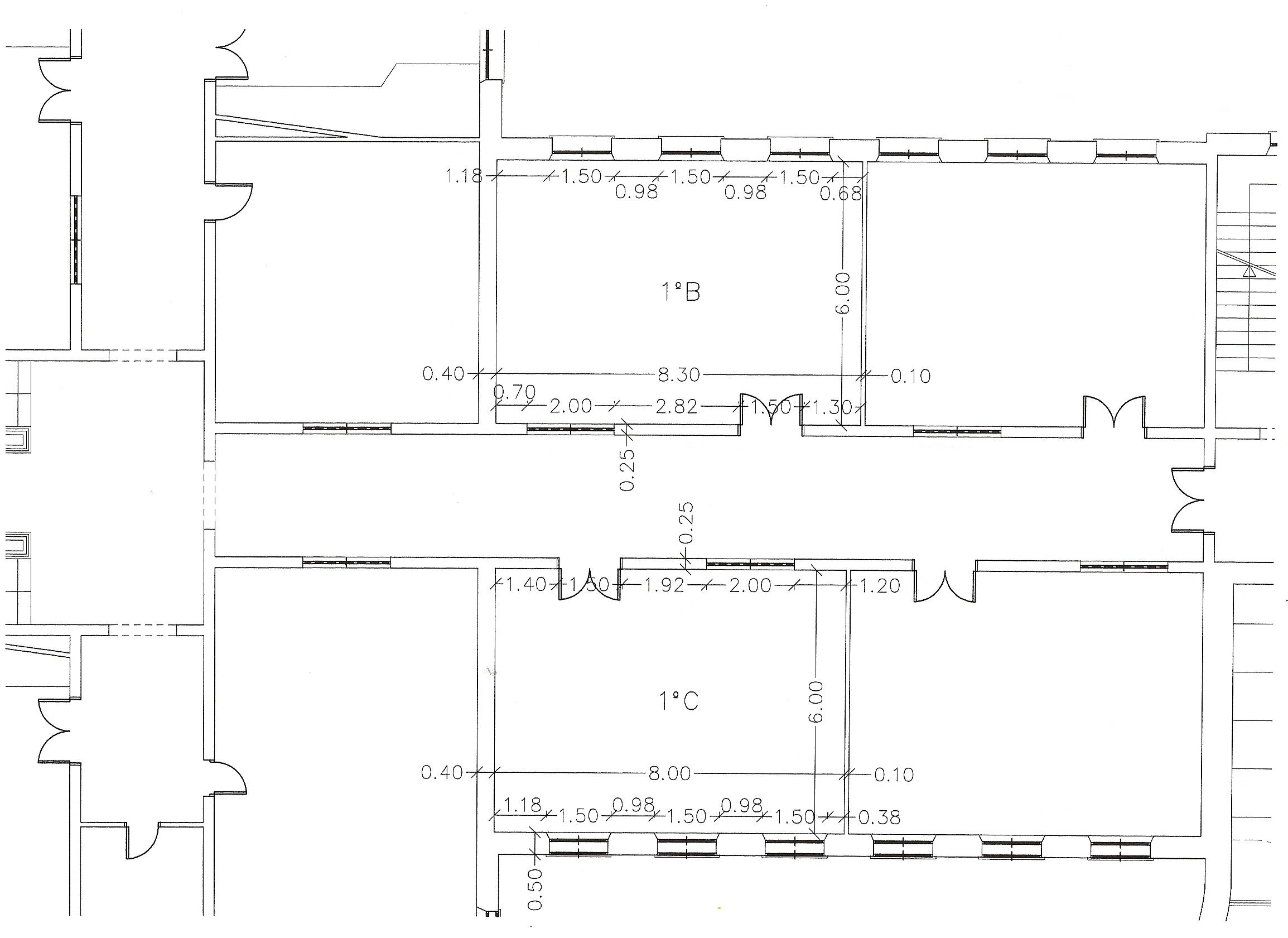 Dibuja tu clase a escala 1 50 matem ticas d nde est s for Muebles a escala 1 50 para planos